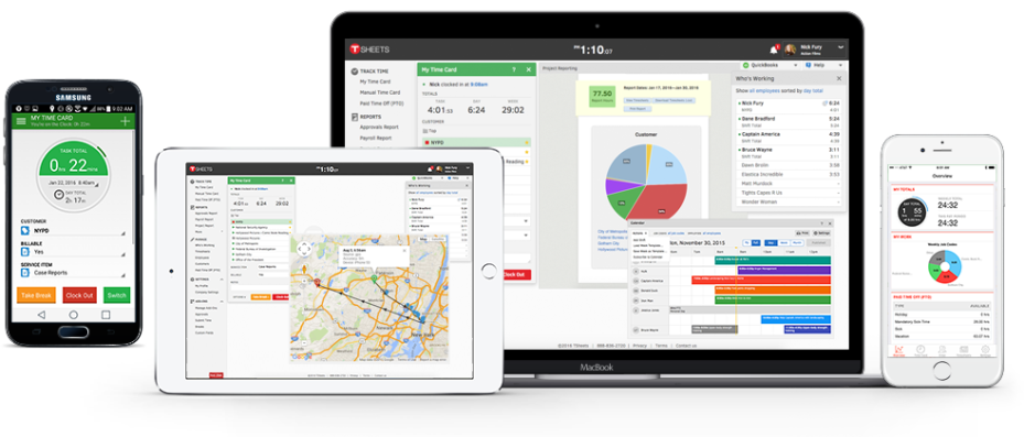 TSheets – Financial Systems Group